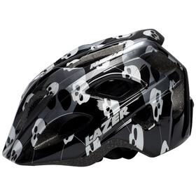 Lazer Nut'z Helmet skulls black-grey